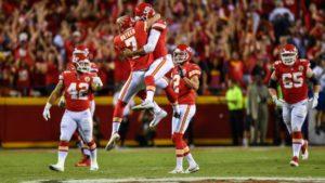 Chiefs NFL Power Rankings