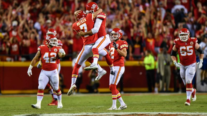 Chiefs NFL Power Rankings